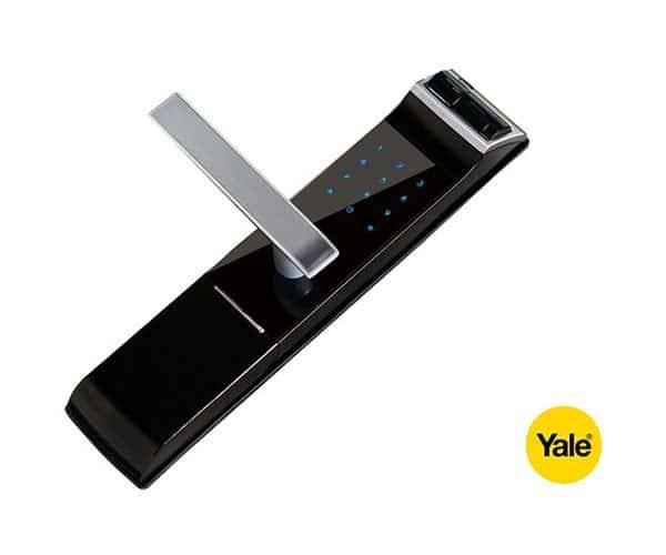 Yale Ydm 4109 Fingerprint Smartlock