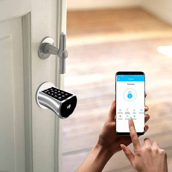 Shop for the best range of Smart Lock, Code Lock for Lockers